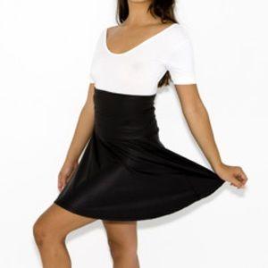 American Apparel Metallic Skirt/Dress